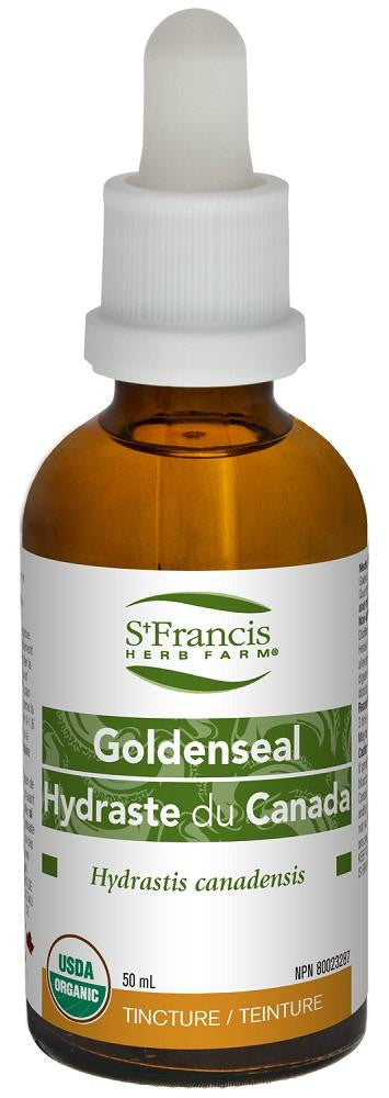 St. Francis Goldenseal 50ml tincture