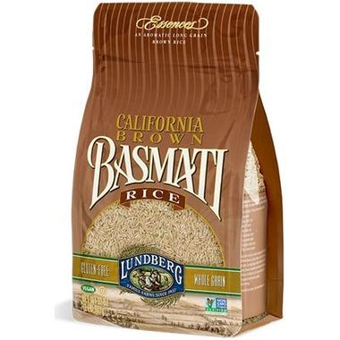 Lundberg California Brown Basmati Rice 907G
