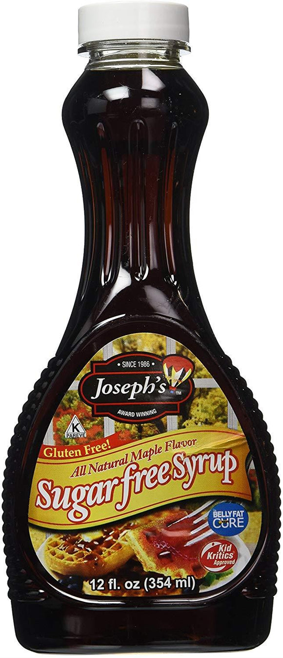 Joseph's Sugar Free Maple Syrup 354ML