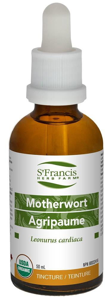 St. Francis Motherwort 50ml tincture