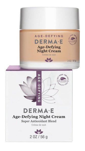 Derma E Age-Defying Antioxidant Night Cream 56g
