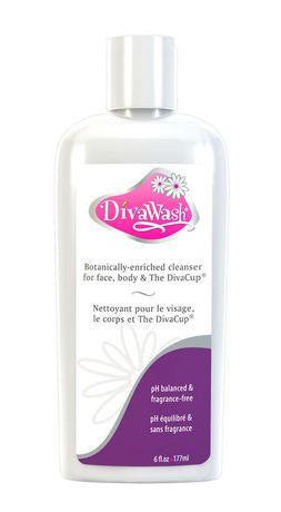 DivaWash Cleanser & Body Wash 177ml
