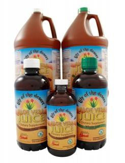 Lily of the Desert Aloe Juice Inner Filet 3.8L