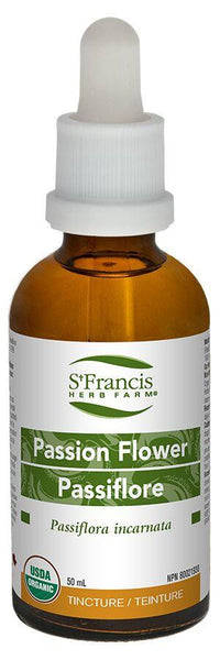 St. Francis Passion Flower 50ml tincture