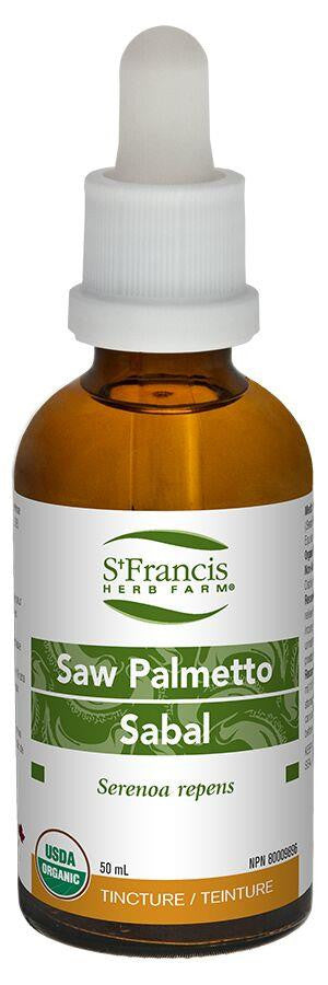 St. Francis Saw Palmetto 50ml tincture