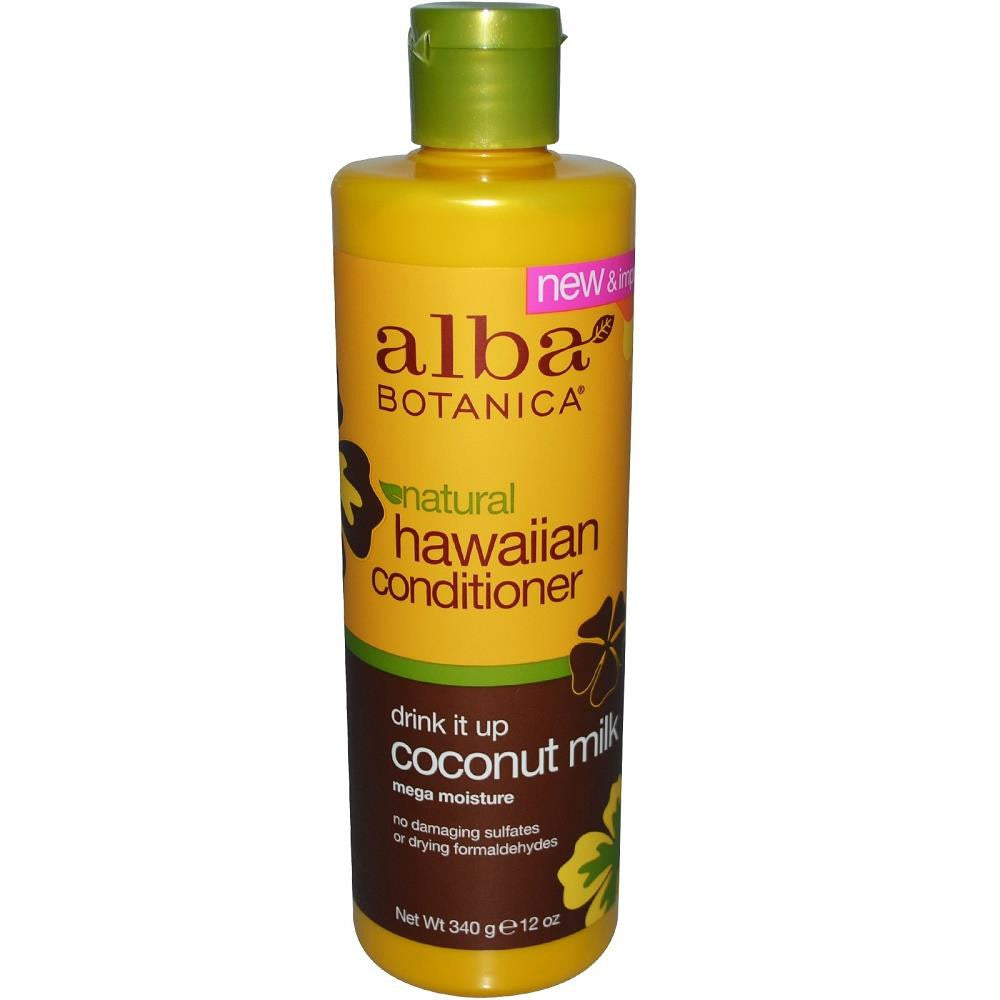 ALBA Coconut Milk Conditioner 355ml