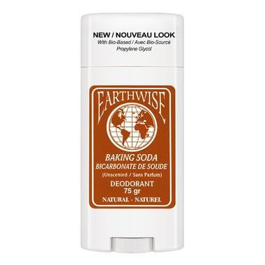 Earthwise Baking Soda Deodorant 75g