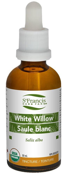 St. Francis White Willow 50ml tincture