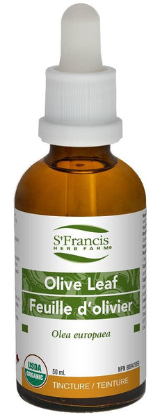 St. Francis Olive Leaf 50m tincture