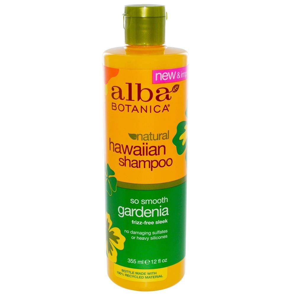 ALBA So Smooth Gardenia Shampoo 355ml