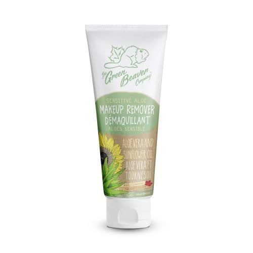 Green Beaver Sensitive Aloe Make-Up Remover 120ml