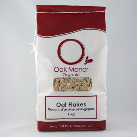 Oak Manor Oat Flakes 1kg