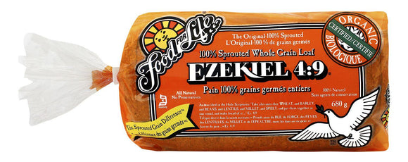 Food For Life Ezekiel 4:9 Sprouted Whole Grain Bread