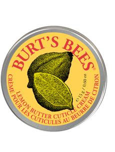 Burt's Bee Lemon Cuticle Cream 15g
