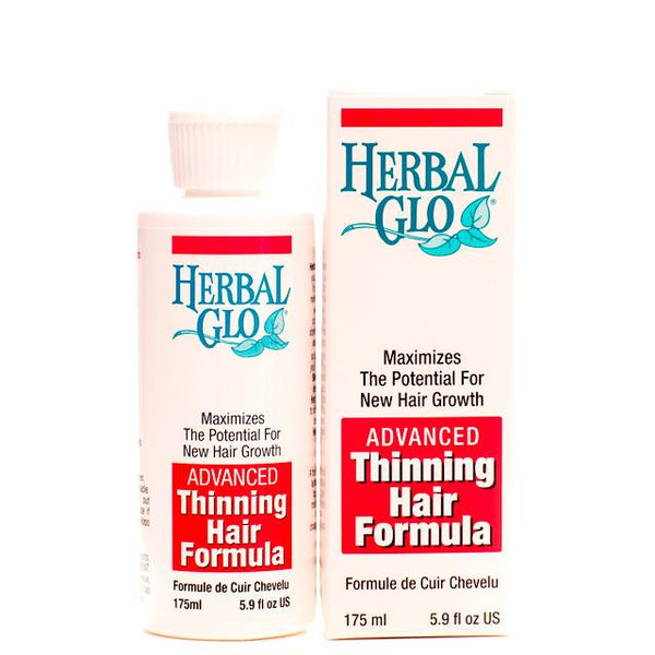Herbal Glo Thinning Hair Formula 250ml