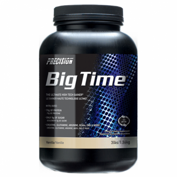 Precision Big Time Gainer Vanilla 1.3kg