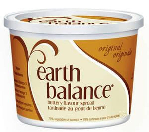 Earth Balance Original Buttery Flavour Spread  1.3kg