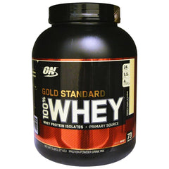 ON Gold Standard 100% Whey Vanilla 5lbs