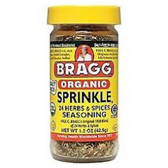 Braggs 24 Herbs & Spices Sprinkle Seasoning