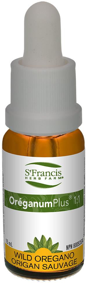 St. Francis Oreganum Plus 1:1 15ml