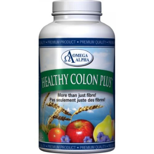 Omega Alpha Healthy Colon Plus 340G