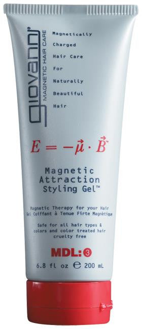 Giovanni Magnetic Attraction Styling Gel 200ml