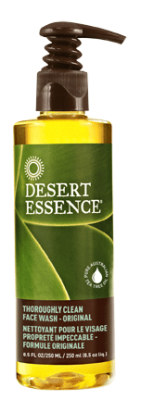 Desert Essence Thouroughly Clean Face Wash Original 250ml