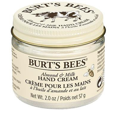 Burt's Bees Almond and Milk Hand Cream 2 oz.
