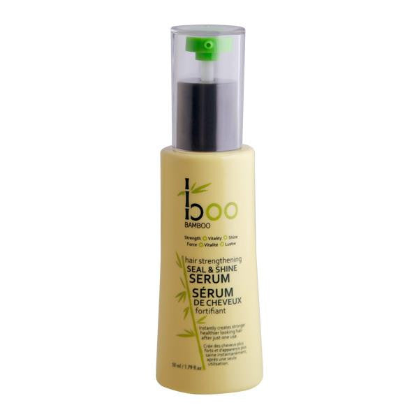 Boo Bamboo Hair Strengthening Seal & Shine Serum 50ml
