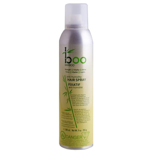 Boo Bamboo Anti-Humidity Hair Spray 300ml