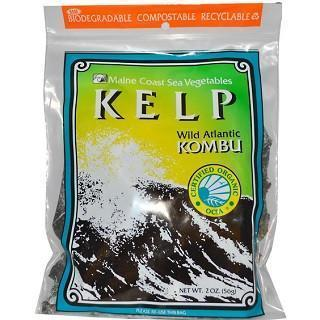 Maine Coast Sea Vegetables Organic Kelp 56G