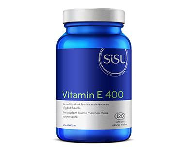 SISU Vitamin E 400 120softgels