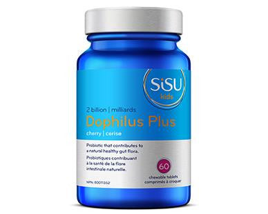 SISU Dophilus Plus Kids Chewable 60tabs