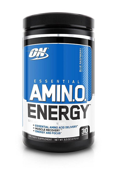 ON AmiN.O. Energy Blue Raspberry 270g