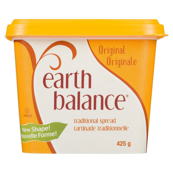 Earth Balance Original Buttery Flavour Spread  425g