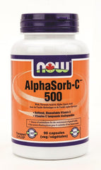 NOW AlphaSorb-C 500MG 90Caps