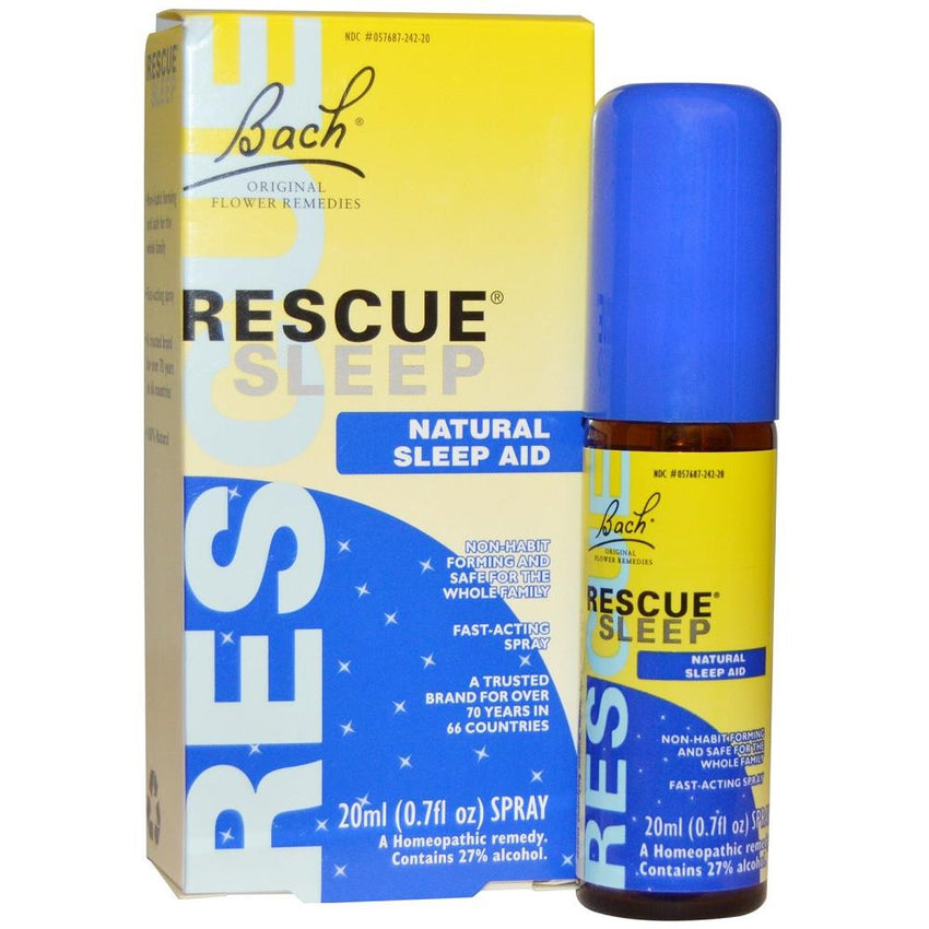 Bach Rescue Sleep 20ml