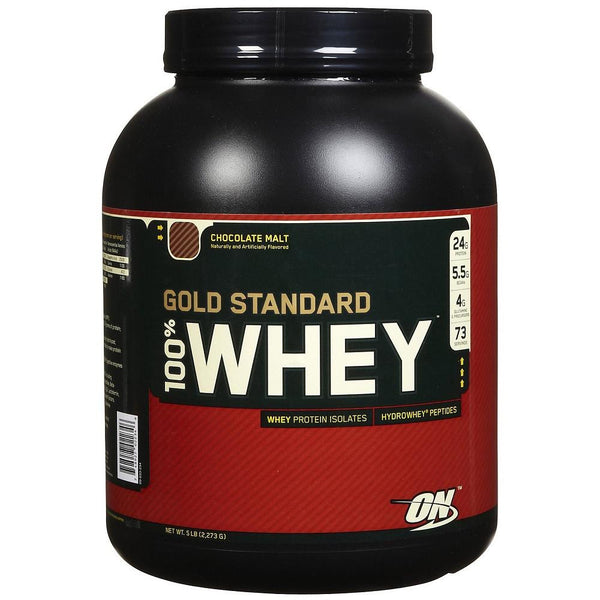 ON Gold Standard 100% Whey 5lbs Chocolate 5lbs