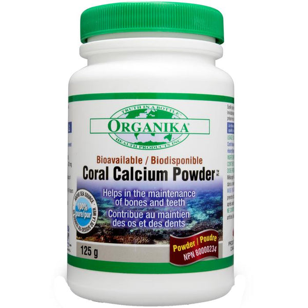 Organika Coral Calcium Powder 125g