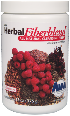 Aim Herbal Fiberblend Raspberry