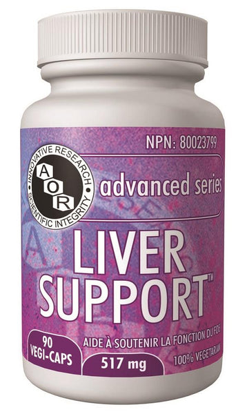 A.O.R Liver Support 90Vcaps