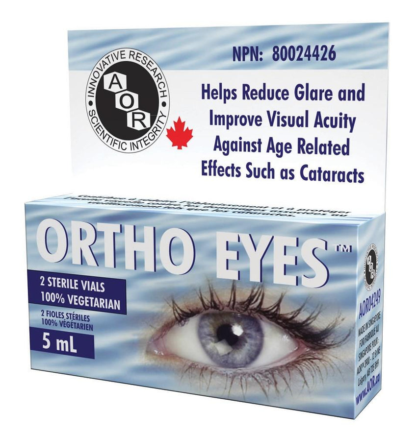 A.O.R Ortho Eyes 2 Vials 5ml