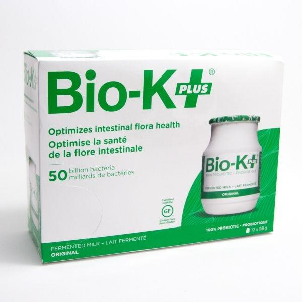Bio K Plus Probiotic Original 12 Packets