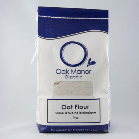 Oak Manor Oat Flour 1kg