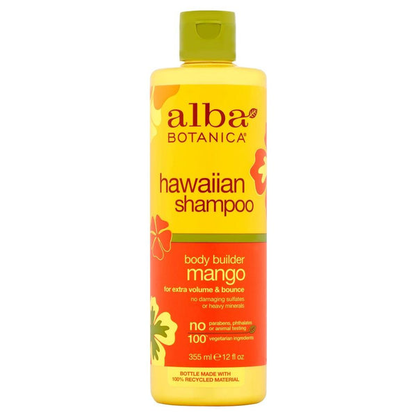 ALBA Body Builder Mango Shampoo 355ml