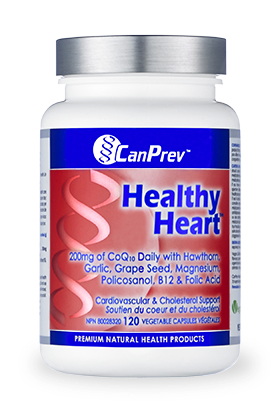 CanPrev Healthy Heart 120Vcaps
