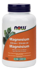 NOW Magnesium Citrate 90softgels