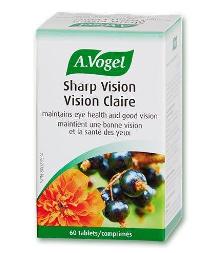 A. VOGEL Sharp Vision 60tabs