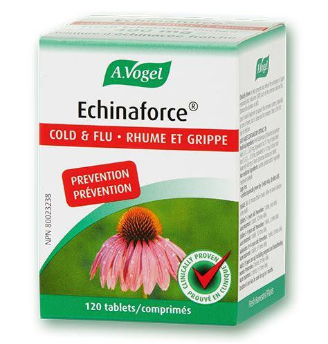 A. VOGEL Echinaforce 400mg 120tabs