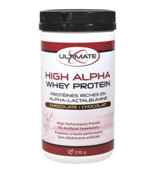 Brad King Alpha Whey Unflavoured 230g*